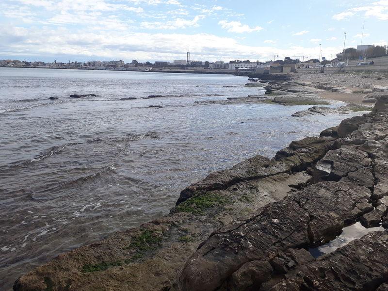 EyeEm Selects Beach Sea Water Outdoors Sand No People Sky