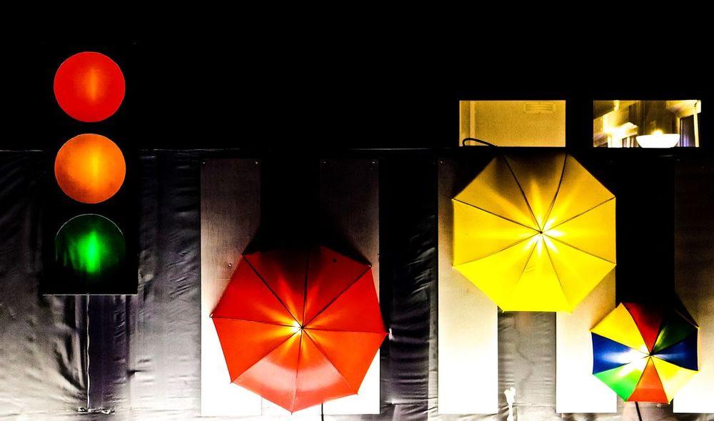 Art Art Decorations Arts Culture And Entertainment ArtWork Illuminated Multi Colored Tollwood Tollwood Festival