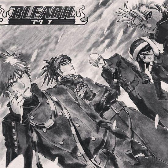 Bleach Anime Black Otome Otaku AnimeFriends InstAnime