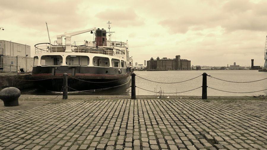 Wallesy Docks