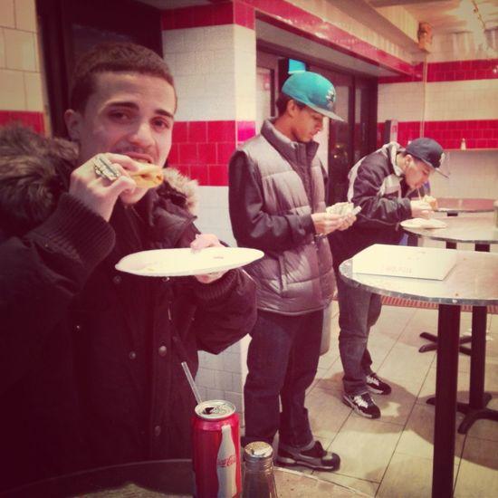 1 Dollar Pizza