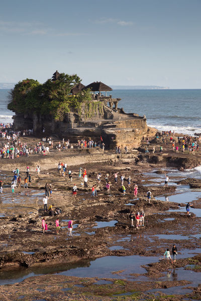 Nature Scenics Sea Tanah Lot Tanah Lot Bali Tourism Tourism Destination Tourist Water View From Above Beach Sea And Sand Bali Tanah Lot Temple A Bird's Eye View The Great Outdoors - 2018 EyeEm Awards