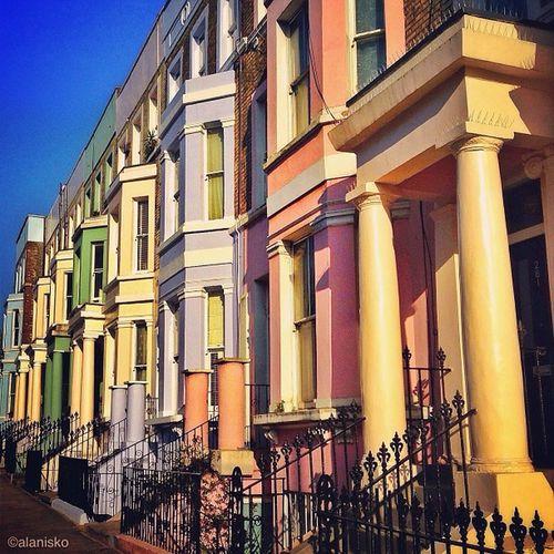 Colorful houses on Portobello Street ????❤??? #alan_in_london #gf_uk #gang_family #igers_london #insta_london #london_only #thisislondon #ic_cities #ic_cities_london #ig_england #love_london #o2trains #gi_uk #ig_london #touristlondon Ic_cities_london Gotd_120 Gang_family Ig_london London_only Ic_cities Gramoftheday Gf_uk Alan_in_london Insta_london O2trains Thisislondon Touristlondon Gi_uk Igers_london Ig_england Love_london