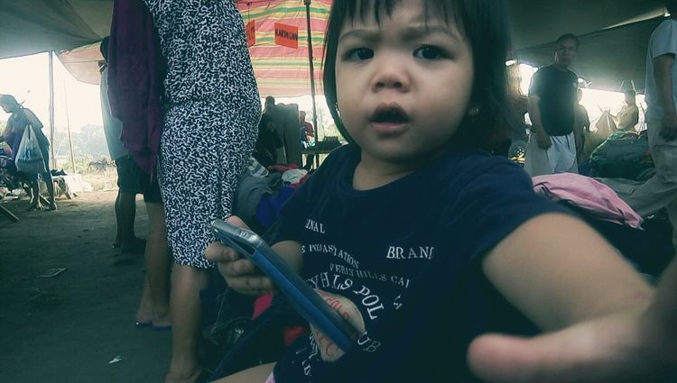 I Said no pictures pls!Up Close Street Photography Market In The Market Kido Asian Culture Asian  Philippines Culture No Pictures Please Showing Imperfection