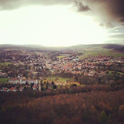 Herbstwanderung Medletik Medletik_laufteam Draußenzuhause Badberka paulinenturm