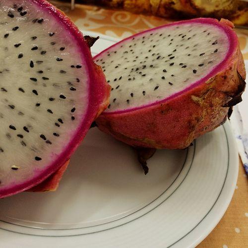 Pitaia Fruit Fruta Exoticfruit Delicious