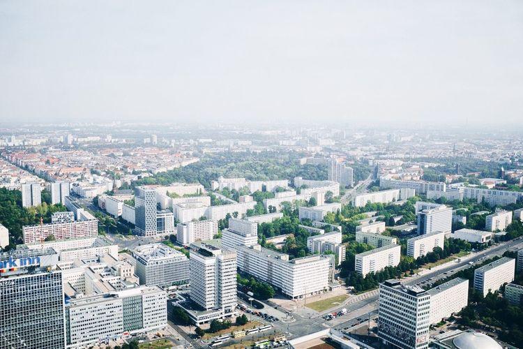 Berlin cityscape | VSCO Vscocam Cityscapes Landscape Skyline My Fuckin Berlin Berlin X100S FUJIFILM X100S Fuji X100s
