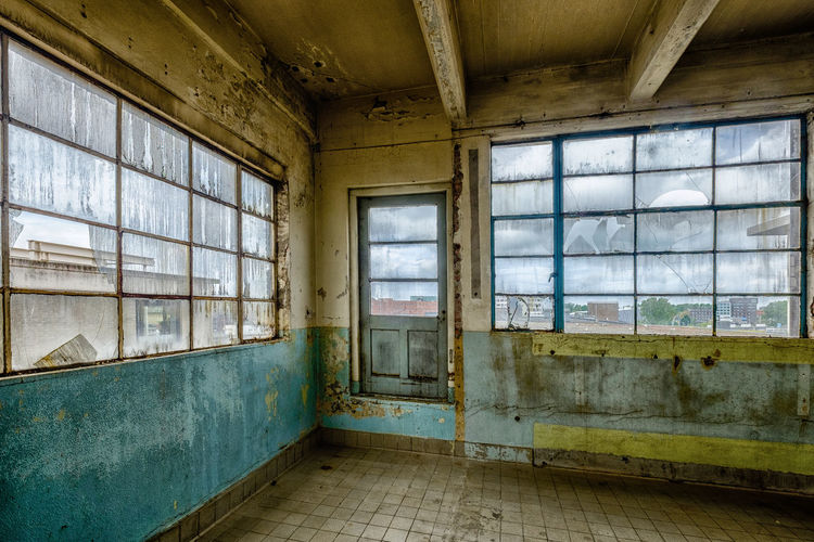 EyeEmNewHere Old Factory Building Indoors  Window Architecture Empty Decline Damaged