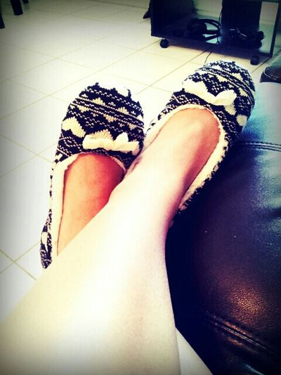 My new slippers <3