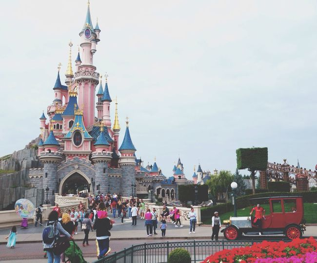 Disney Mickey Disney World Paris