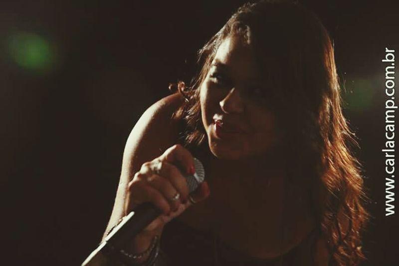 Woman Power Musician Brasilian Womam Sao Paulo - Brazil Music Is My Life Rock'n'Roll Singers