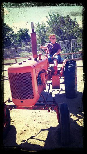 Nebraskakid Tractor Zoo Labordayfun