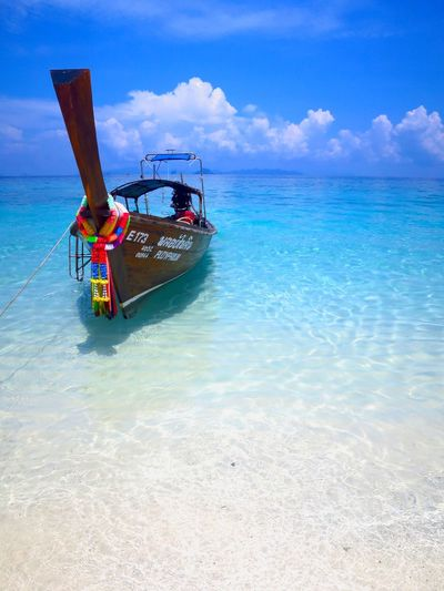 Ocean Sea Boat