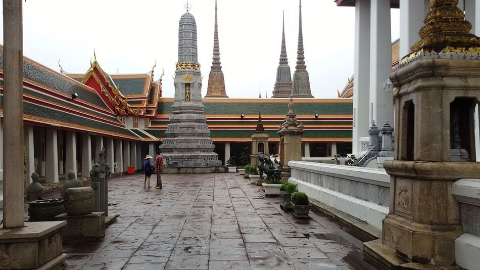 Wat Poh (Tatiean),Bangkok Thailand, Cheese! Photo Of The Day.r Taking Photos EyeEm Thailand .