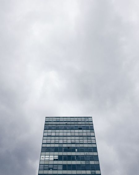 Architecture Building Exterior Built Structure City Day Growth London London Architecture Looking Up Looming Looming Sky Low Angle View Minimal Minimalism Modern Modern Architecture Modern Building No People Old Buildings Outdoors Residential Building Sky Skyscraper The Architect - 2017 EyeEm Awards