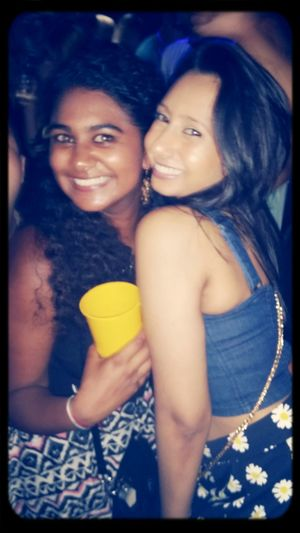 SM and I having a jol of a time. What what? Nightlife Friends Cool Kids Whatsup! #bestnight #happy