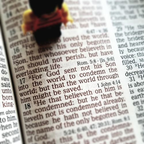 May 12-Text Fmsphotoaday Bible John 3:17 Sigfig
