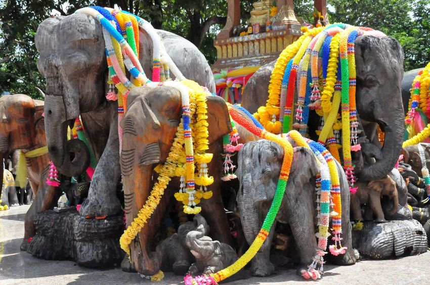 Elephant Statuettes Animal Representation Cultures Elephant Statue Elephants Religion Religious  Spirituality Statue Statues Statuettes Tradition