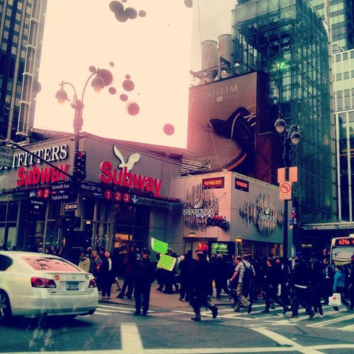 When I reached New York yesterday! Here for spring break (: Photography Excited Spring Break 2013 Hopefully I Have Fun