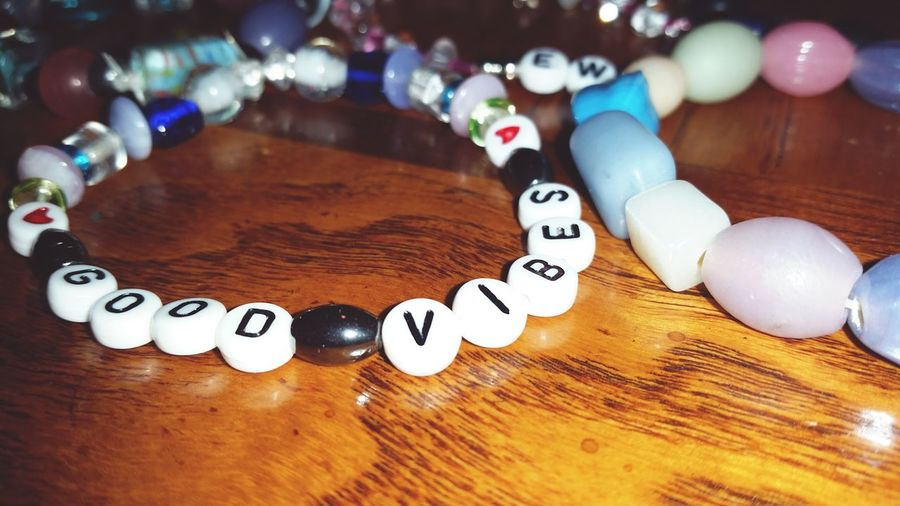 Good Vibes Jewelry Making Handmade Bracelets Stress Relieving Hobby Fun Jewelry Arts And Crafts Adult Crafts Keeping Busy Crafts Simple Joys Simply Jewelry Fun