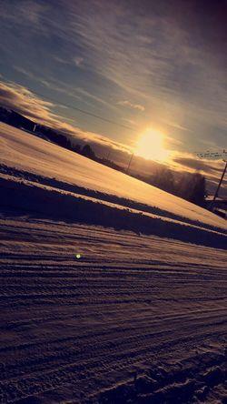 Dessa dagar får gärna komma nu!❄️🌞 Snow Nature Winter Cold Temperature