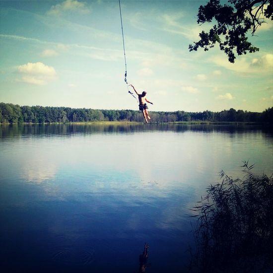 Swing Tarzan 25daysofsummer