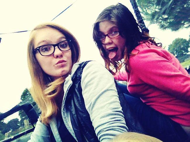 Ma sœur et ma couzine