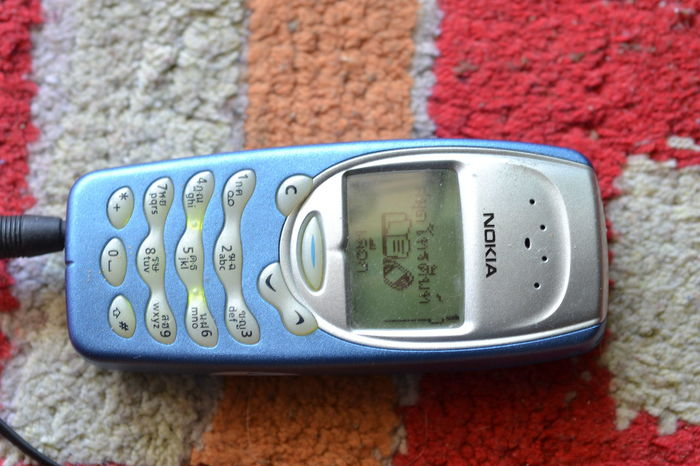 Nokia3315 Mobile Love Nokia  Old Mobile Rememberence No People Old Mobile Old Mobiles ของเก่า โทรศัพท์