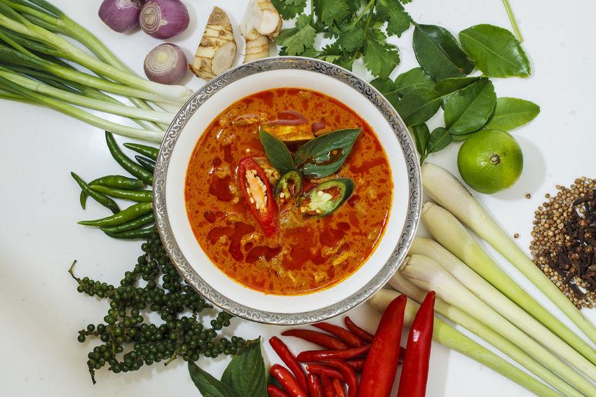 Spicy Thai Spicy Thai Curry Thai Curry Ingredients Thai Food Thai Food Good Taste Thai Foodtime Thai Red Curry Thailand