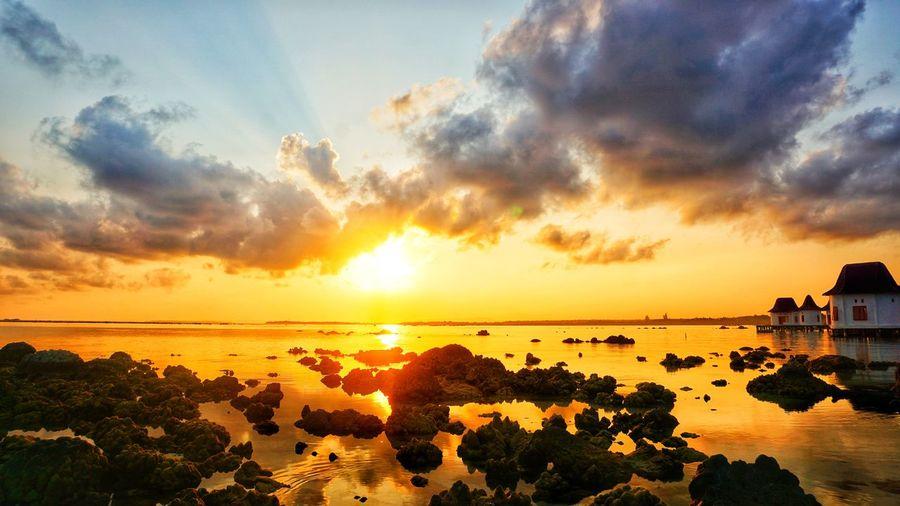sunrise Water