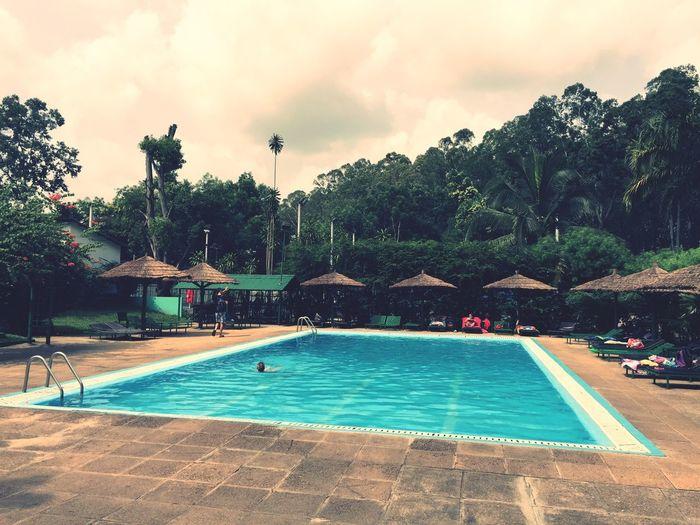 Sun Swimming Pool Now Africa
