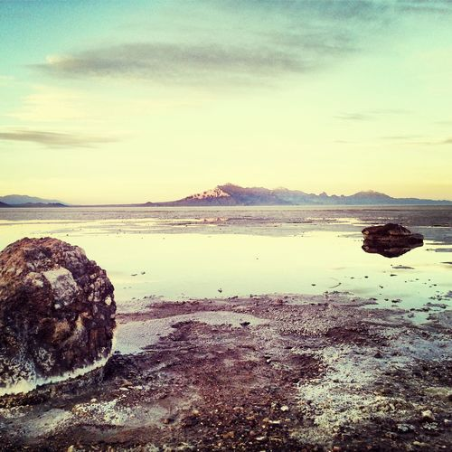 Give me nature or give me death! One of the few things about this planet that provides me peace of mind. Nature Great Salt Lake Utah Peace And Quiet First Eyeem Photo
