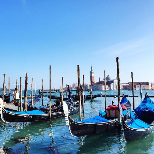 Travelling Relaxing Venezia Italy