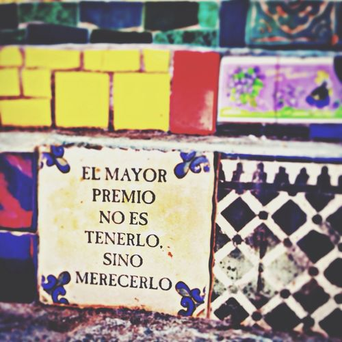 Escadaria Selarón Getting Inspired Quotes Quote of the day ?