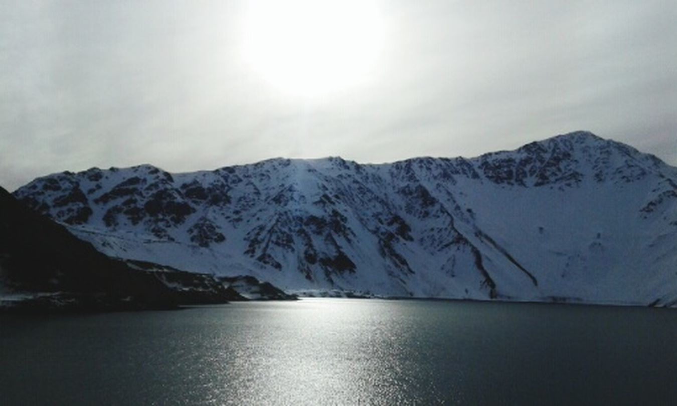 Chile Embalse El Yeso