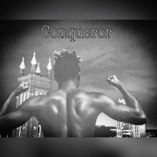 Even at my worst I am a conqueror.... Motivation Olayode City Lights Street Life Atlanta Leshundia Nigerian
