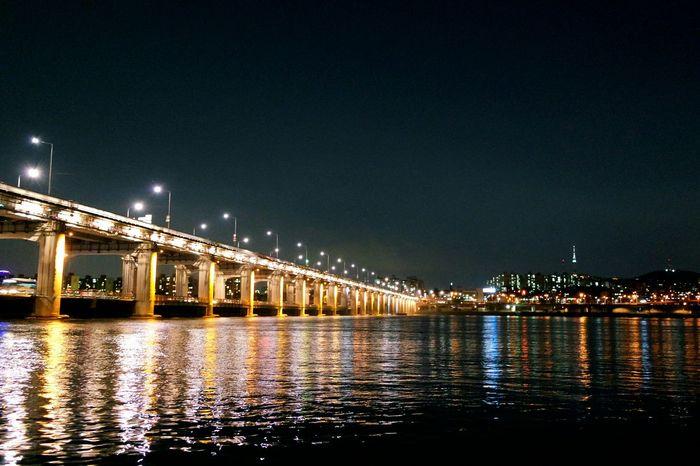 The Journey Is The Destination Hangang Banpo Bridge Mostliked