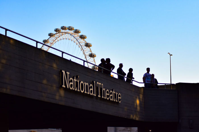 Photography Photooftheday Light And Shadow Nikon Nikonphotography Lovers Nationaltheatre London Police Force Conflict Politics And Government Amusement Park Authority