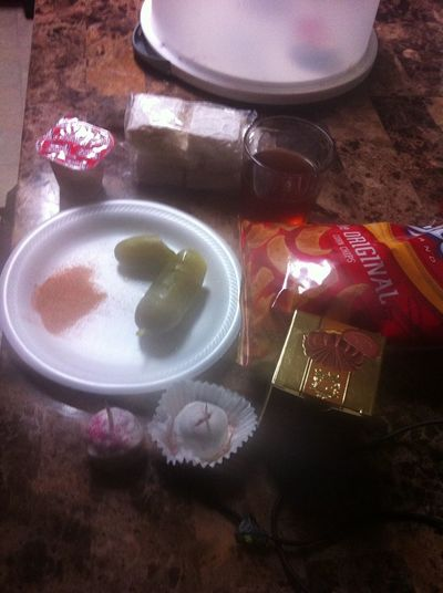 My Snack For Todaii