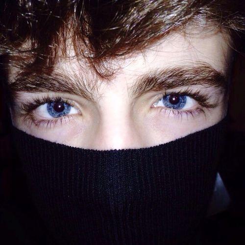 Guyswithtattoos Blue Eyes Grunge Soft Indie