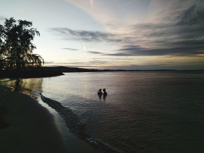 Luquillo Sunset Calmwaters Peace
