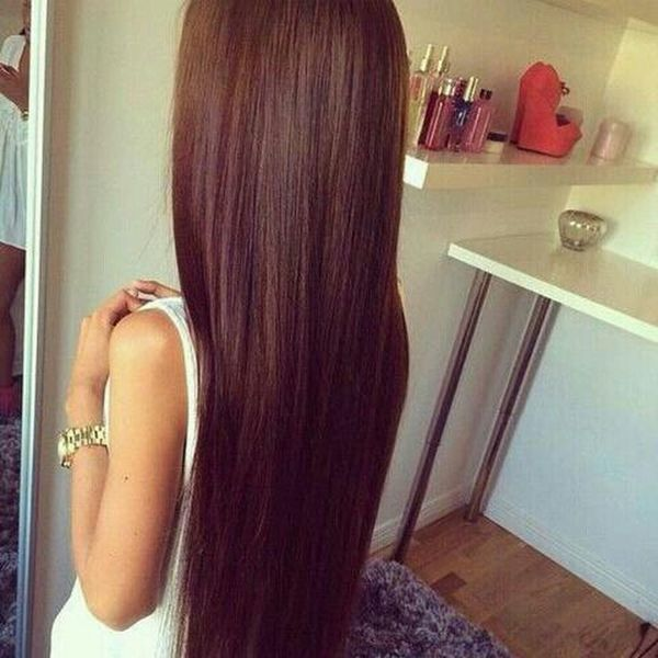 Hairstyle Long Hair I Love It ❤ That's Me