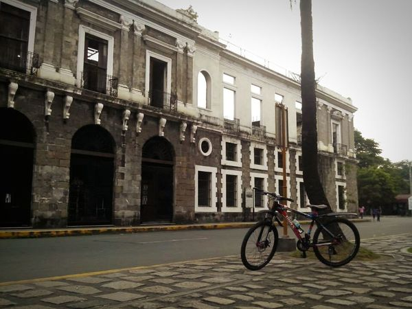 5MP Alcatel One Touch 5021E Biking By… Intramuros Random_Pics Architecture