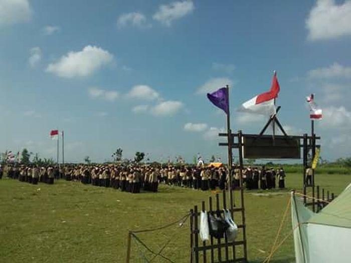 Jamboreindonesia2016 Eyeem Education Gerakan Pramuka 2016 EyeEm Indonesia Perkemahan Pramuka 2016 Indonesia Traditional
