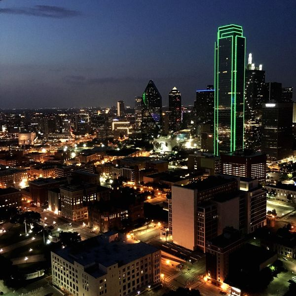 Dallas state of mind.... Dallas Cityscapes Cityscape Night Check This Out Downtown Deep Ellum McKinney Cities At Night 2016 EyeEm Awards