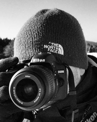 Thats me 😀 with my old Nikon D3200 , last Winter 2014 . It was really Cold on this Sunday Morning . But the Weather was great, with a big Blue Sky Outside . Nikon D3200 Outdoor Germany Hohenahr Instagramer Nrnrp Lahndillbergland Normanrupp