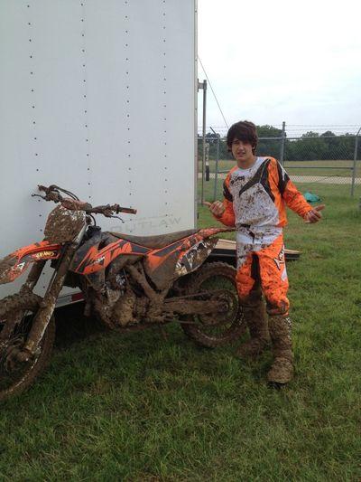 Muddy practice