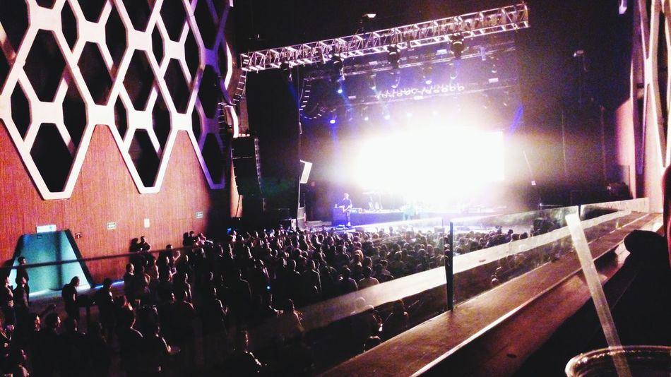 Tan Bionica en concierto ! Concert Mexico City Tanbionica