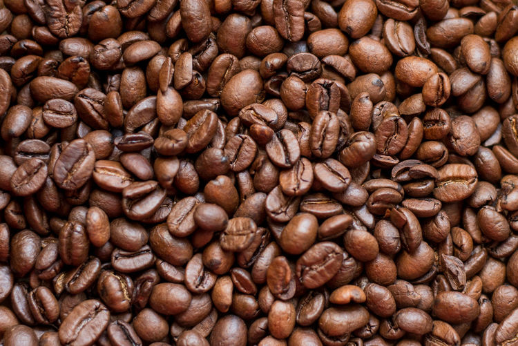 Coffee Bean Background Backdrop Caffeine Closeup Energy Abstract Aroma Beverage Black Breakfast Brown Cafeteria Crop  Design Espresso Full Gourmet Grain Group Handful Ingredient Morning Pattern Porcelain  Restaurant Roast Roasted Saucer Seed Space