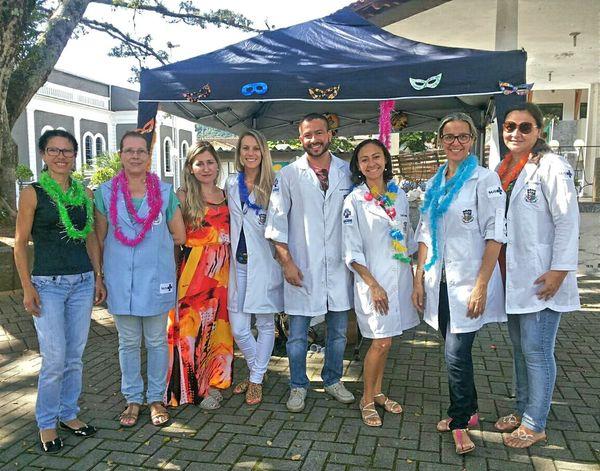 Saúde na Praça - Campanha DST AIDS